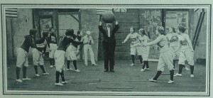 basket ball sept 1905