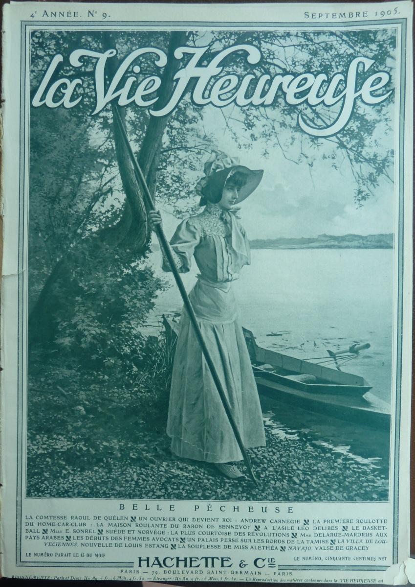 La Vie Heureuse, Sept, 1905