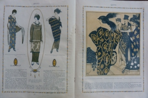 Fashion Spread, Femina 1913