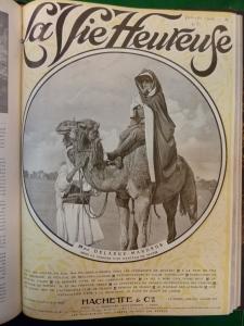 LVH 1906 juillet Couverture, LDM, Voyages, Exoticism